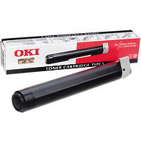 Oki 01074705 toner fekete (5780/5790) OkiFax 5980 faxhoz