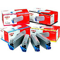 Oki 01101001 toner kit (C 7100) Oki C7300 lézernyomtatóhoz