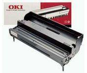 Oki 09004391 toner fekete (B2500) OKI Fax 2510 faxhoz