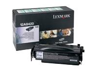 Lexmark Toner 12A8420 Lexmark T430 lézernyomtatóhoz