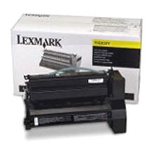 Lexmark Toner 15G041Y yellow Lexmark C752Ln lézernyomtatóhoz