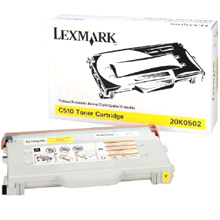 Lexmark Toner 20K1402 yellow