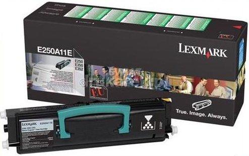 Lexmark Toner 250A11E Lexmark E250 lézernyomtatóhoz