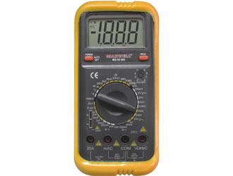 Maxwell MX-25302 digitális multiméter