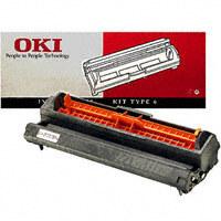 Oki 40709902 dobegység fekete (6w) Oki OkiFax 4580 lézernyomtatóhoz