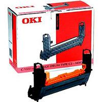 Oki 41962806 dobegység Magenta (C 7100) Oki C7100 lézernyomtatóhoz