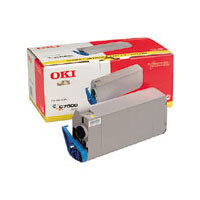 Oki 41963005 toner Yellow (C 7100)