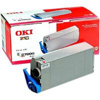 Oki 41963006 toner Magenta (C 7100) Oki C7100 lézernyomtatóhoz
