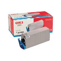 Oki 41963007 toner Cyan (C 7100) Oki C7300 lézernyomtatóhoz