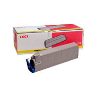 Oki 41963605 toner Yellow (C 9300)