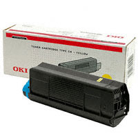 Oki 42804545 toner Yellow (C 5250)