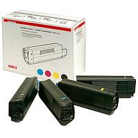 Oki 42403002 toner kit (C 5100) Oki C5200 lézernyomtatóhoz