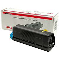 Oki 42804513 toner Yellow (C 3100)