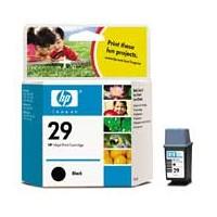 HP 51629A Bk (No. 29) tintapatron