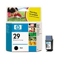 HP 51629A Bk (No. 29) tintapatron HP Deskjet 692 tintasugaras nyomtatóhoz