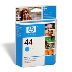 HP 51644 C (No. 44) tintapatron