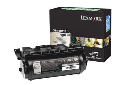 Lexmark Toner X644H11E Lexmark X644e lézernyomtatóhoz