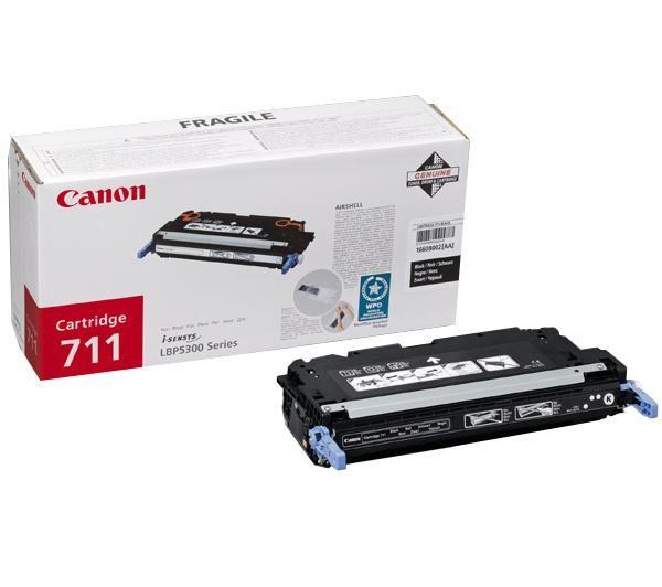 Canon Cartridge 711 Fekete lézertoner Canon LBP 5300 lézernyomtatóhoz