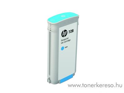 HP DesignJet T730/T830 (728) eredeti cyan tintapatron F9J67A HP DesignJet T830 MFP  tintasugaras nyomtatóhoz