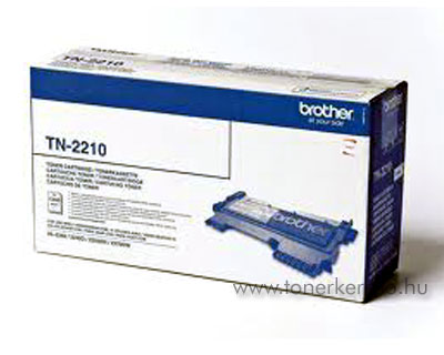 Brother TN2210 lézertoner Brother FAX-2940 faxhoz