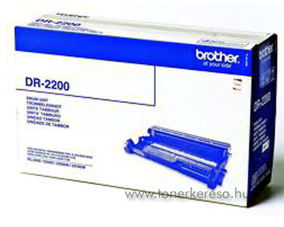 Brother DR2200 drum lézernyomtatókhoz Brother FAX-2940 faxhoz