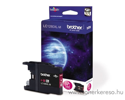 Brother LC1280XL M tintapatron Brother MFC-J6510DW tintasugaras nyomtatóhoz