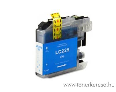 Brother MFC-J4420DW utángyártott cyan tintapatron GGBLC225XLC Brother DCP-J4120DW tintasugaras nyomtatóhoz