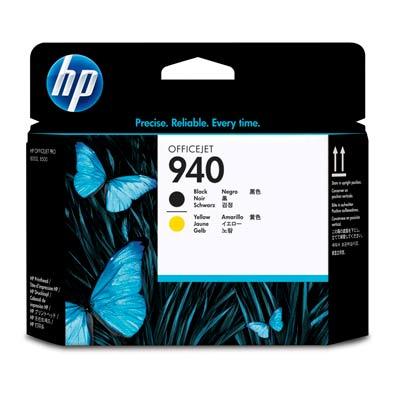 HP C4900A (No. 940) Bk - Yellow nyomtatófej HP Officejet Pro 8000 tintasugaras nyomtatóhoz
