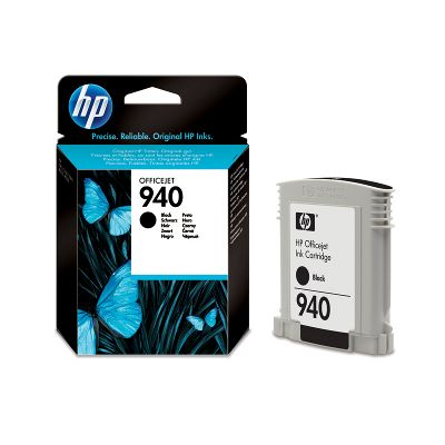 HP C4902AE (No. 940) Bk tintapatron HP Officejet Pro 8000 tintasugaras nyomtatóhoz
