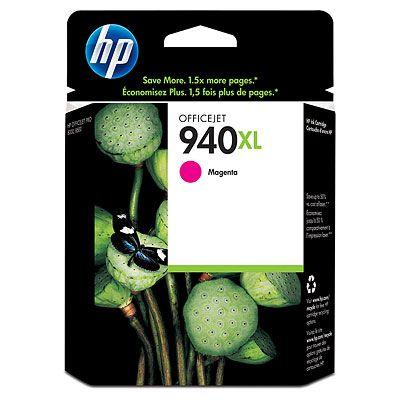 HP C4908AE (No. 940XL) magenta tintapatron HP Officejet Pro 8000 tintasugaras nyomtatóhoz