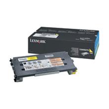 Lexmark toner C500H2YG yellow Lexmark X500n lézernyomtatóhoz