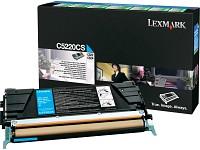 Lexmark Toner C5220CS cyan Lexmark C532N lézernyomtatóhoz