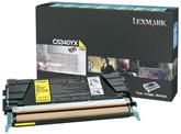 Lexmark Toner C5340YX yellow Lexmark C534DN lézernyomtatóhoz