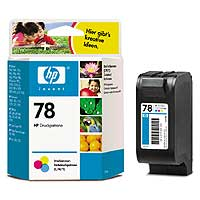 HP C6578D Color (No. 78) tintapatron HP OfficeJet V45 tintasugaras nyomtatóhoz