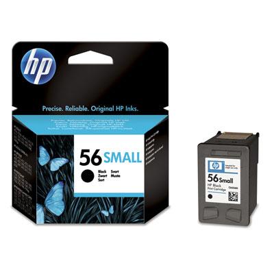 HP C6656GE Bk (No. 56GE) tintapatron HP Deskjet 9650 tintasugaras nyomtatóhoz