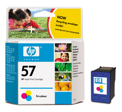 HP C6657AE Color (No. 57) tintapatron HP Officejet 5510 tintasugaras nyomtatóhoz