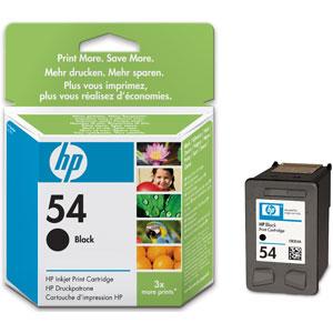 HP CB334EE BK (No. 54) tintapatron