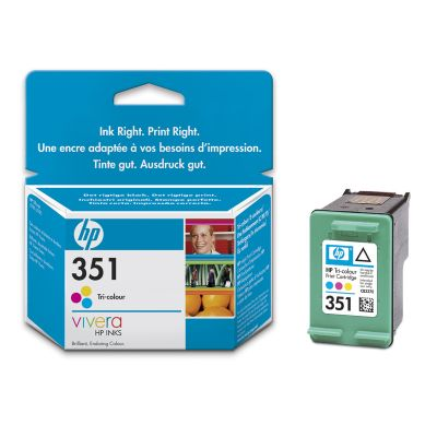 HP CB337EE (No. 351) színes tintapatron HP DeskJet D4364 tintasugaras nyomtatóhoz