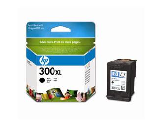HP CC641EE fekete tintapatron (No. 300XL)