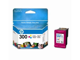 HP CC643EE színes tintapatron (No. 300) HP Deskjet D2500 tintasugaras nyomtatóhoz