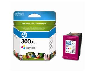 HP CC644EE színes tintapatron (No. 300XL) HP Deskjet D2500 tintasugaras nyomtatóhoz