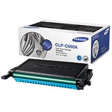 Samsung CLP-C660A lézertoner cyan Samsung CLP-660ND lézernyomtatóhoz
