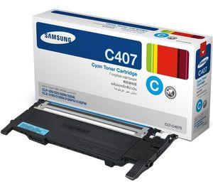 Samsung CLP-320/325 lézertoner cyan CLT-C4072S Samsung CLP-325 lézernyomtatóhoz