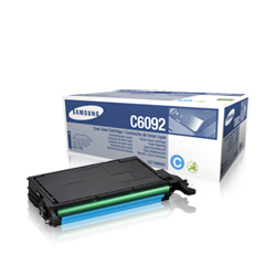 Samsung CLT-C6092S lézertoner cyan Samsung CLP-770ND lézernyomtatóhoz