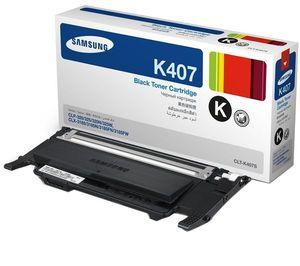 Samsung CLP-320/325 lézertoner fekete CLT-K4072S Samsung CLP-325 lézernyomtatóhoz