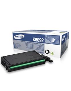 Samsung CLT-K6092S lézertoner fekete