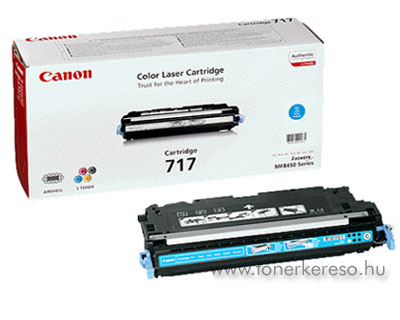 Canon Cartridge 717 Cyan lézertoner