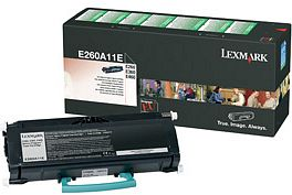 Lexmark Toner E260A11E Lexmark E260d lézernyomtatóhoz