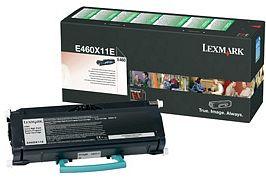 Lexmark Toner E460X11E Lexmark E460 lézernyomtatóhoz