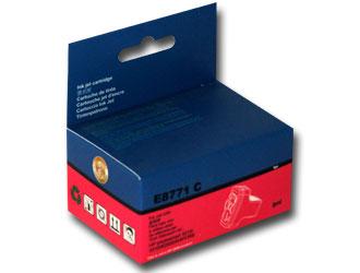 HP C8771 (No. 363) Cyan kompatibilis tintapatron HP PhotoSmart 8200 tintasugaras nyomtatóhoz